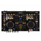 Denon DN-MC6000-RB Digital Midi Controller With Mixer Built in